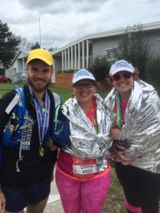 racepack post marathon -- achieving millennial