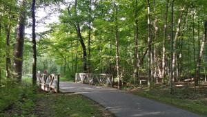 Alum Creek Trail -- achieving millennial