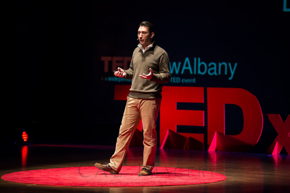 juan alvarez tedx new albany -- achieving millennial