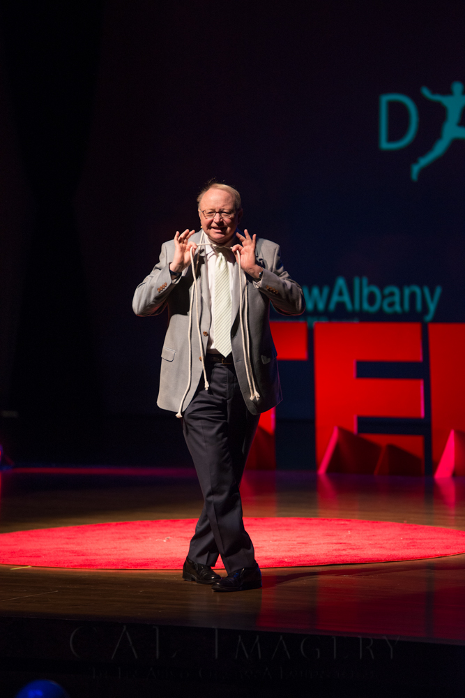 jim mahoney tedx new albany -- achieving millennial