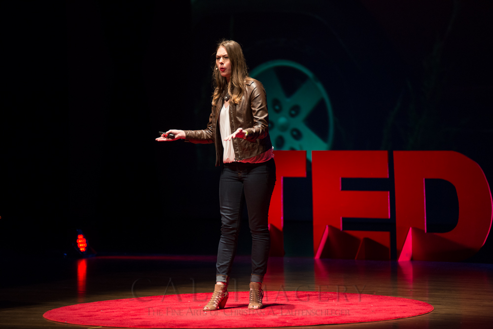 izzy vendetti tedx new albany -- achieving millennial