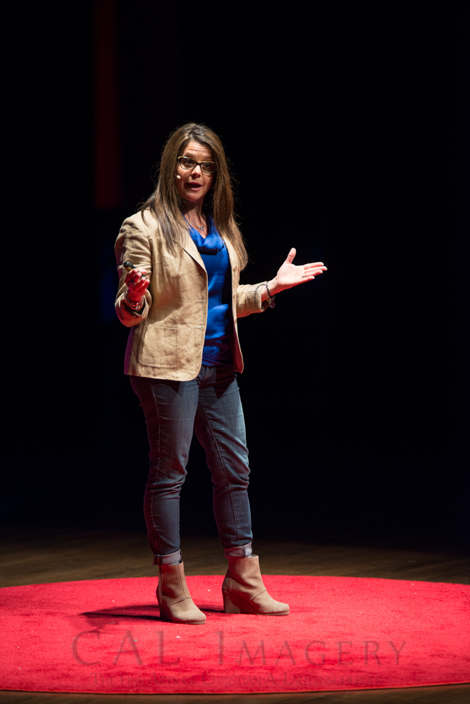 Jodi Kempner Collins tedx new albany -- achieving millennial